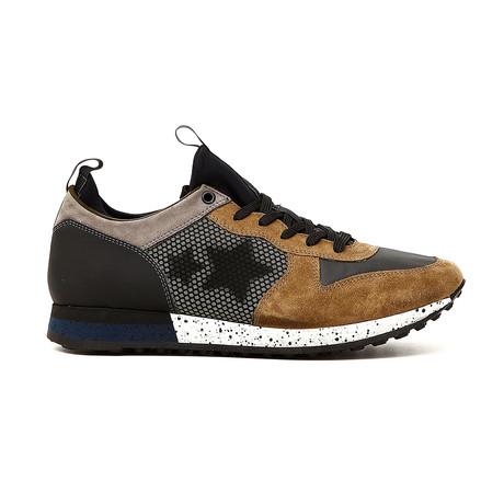 Walter Sneakers // Mustard (Euro: 39)