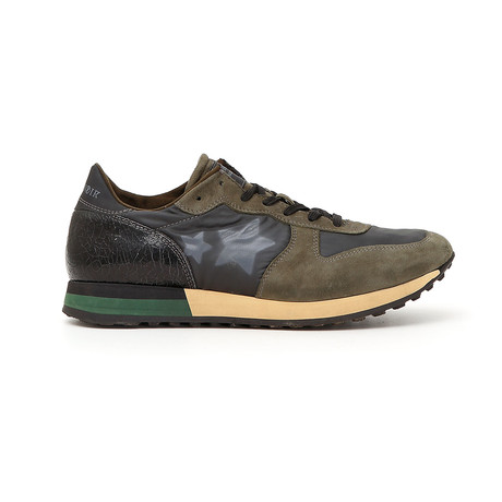 Issac Sneakers // Multigreen (Euro: 39)