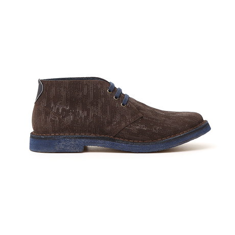 Chaim Short Boots // Brown (Euro: 39)