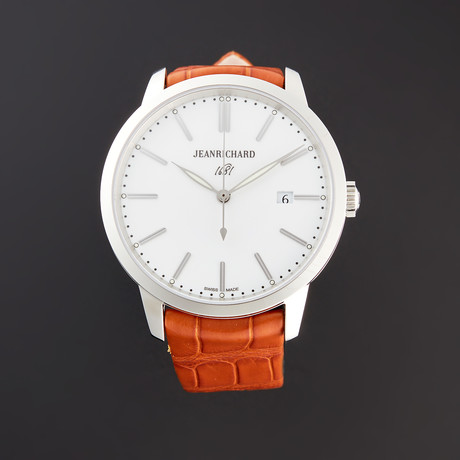JeanRichard Automatic // 60300-11-131-AAP // Store Display