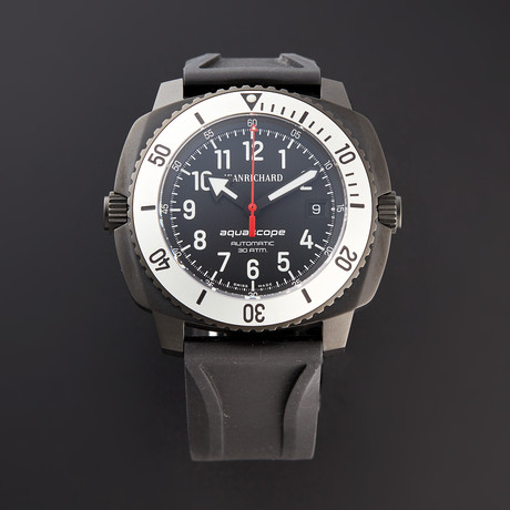JeanRichard Aquascope Automatic // 6014011611ZAC6D // Store Display