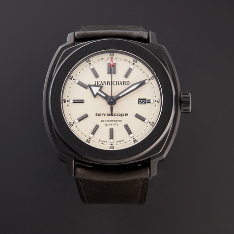 JeanRichard Automatic // 60500-11-802-HB6A // Store Display