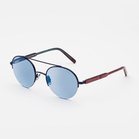 Cooper Sunglasses // Low Bridge Fit (Celeste)