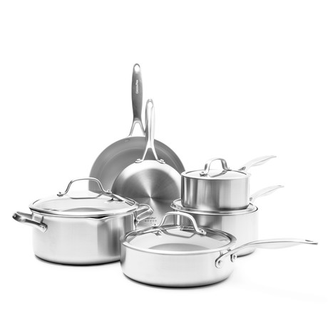 Venice Pro // Ceramic Nonstick 10 Piece Set