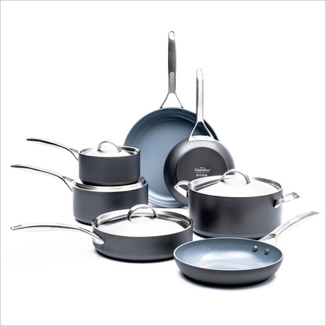 Paris Pro // Ceramic Nonstick 11 Piece Set