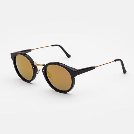 Panama Sunglasses (Black 24K)
