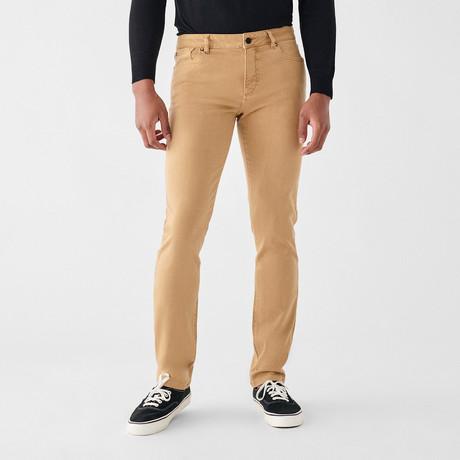 Nick Slim Jeans // Dijon (29WX30L)