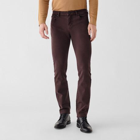 Nick Slim Jeans // Cabernet (29WX30L)