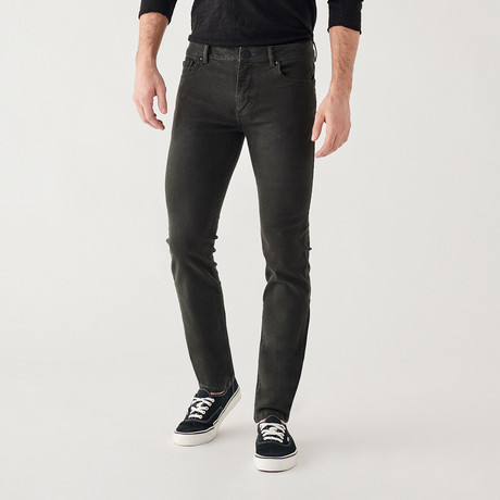 Avery Straight Jeans // Forester (29WX30L)