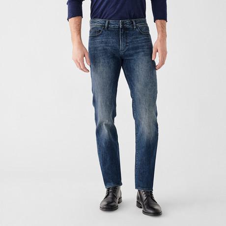 Nick Slim Jeans // Blue Edge (29WX30L)