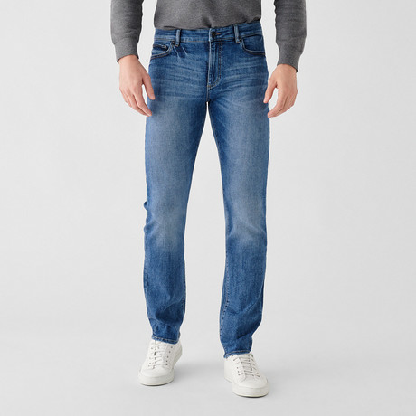 Russell Slim Straight Jeans // Epithet (29WX30L)