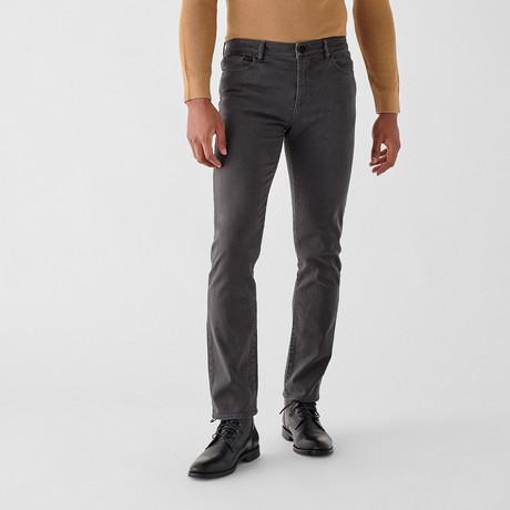 Nick Slim Jeans // Charcoal (28WX32L)