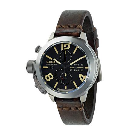 U-Boat Classico Chronograph Automatic // 8061