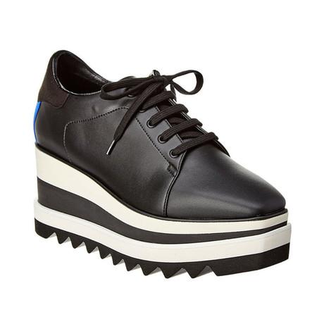 Stella McCartney // Sneak-Elyse Sneakers // Black (US: 4)