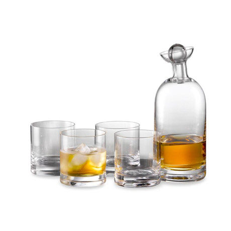 Morgan Whiskey // 5 Piece Set