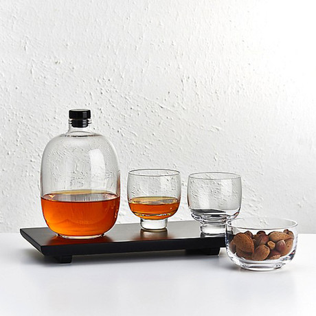 Nude Malt Whisky Set
