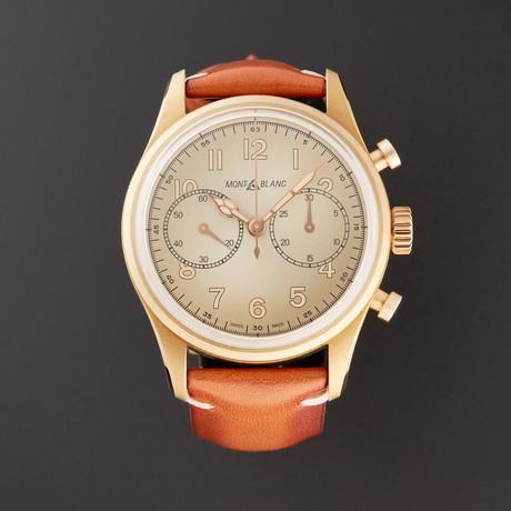 Montblanc Chronograph Automatic // 118223