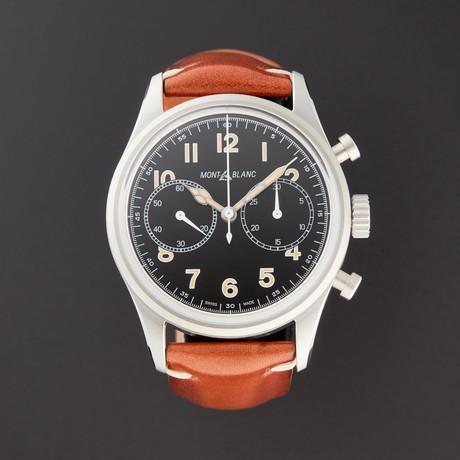 Montblanc Chronograph Automatic // 117836