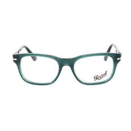 Men's Optical PO3095V // Opal Green
