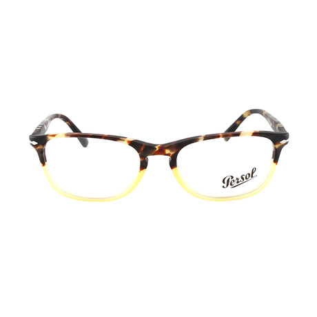 Men's Optical PO3116V // Ebano + Oro Antique