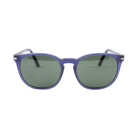 Unisex PO3007S Sunglasses // Matte Blue