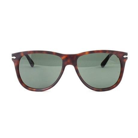 Men's PO3103S Sunglasses // Matte Dark Havana
