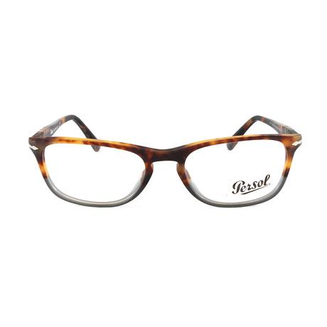 Men's Optical PO3116V // Fuoco + Ardesia