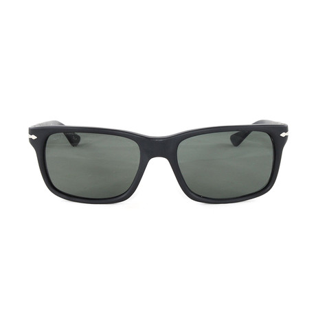 Men's PO3048S Polarized Sunglasses // Black