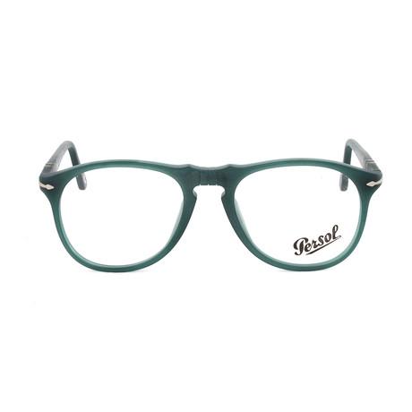 Men's Optical PO9649V // Pine