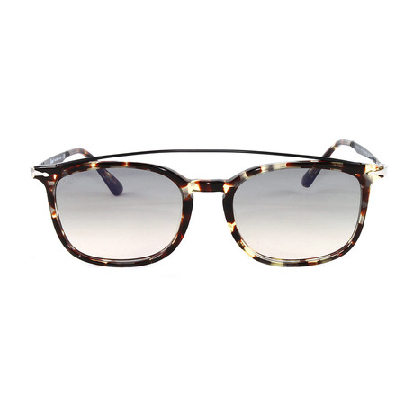 Men's PO3173S Sunglasses // Havana Gray + Brown