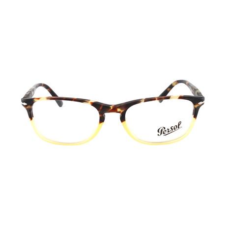 Men's Optical PO3116V // Ebano + Oro Antique II