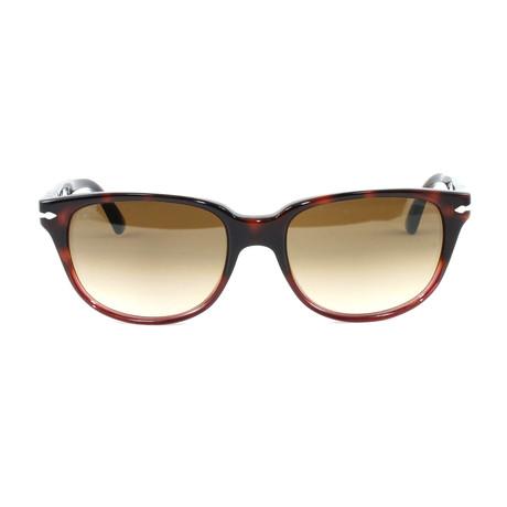 Unisex PO3104S Sunglasses // Brown Gradient