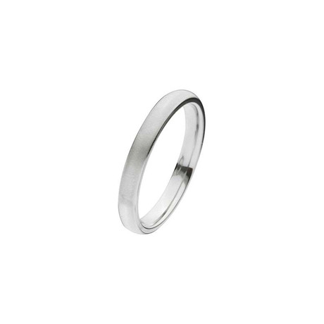 Titanium Matte Ring // 3mm (Size: 9)