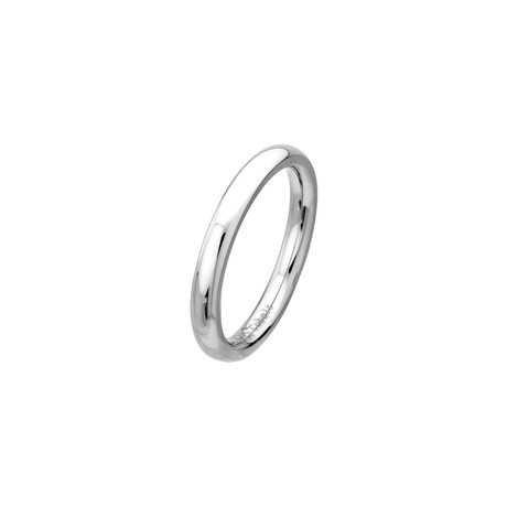 Cobalt Chrome Ring // 3mm (Size: 9)