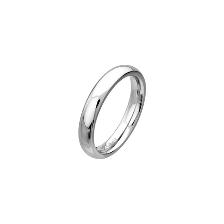 Cobalt Chrome Ring // 4mm (Size: 13)