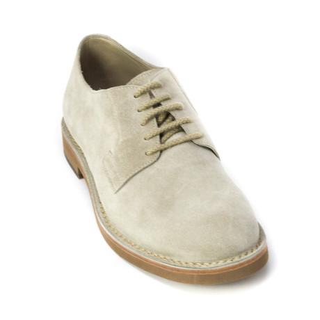 Moreno Dress Shoes // Beige (Euro: 39)
