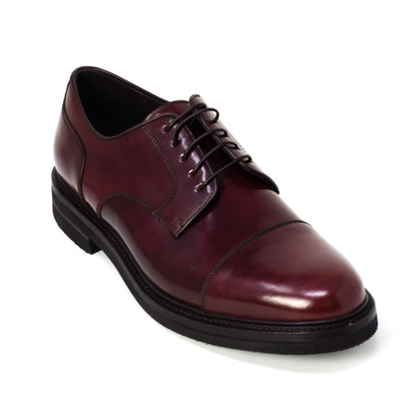 Gaetano Dress Shoes // Burgundy (Euro: 39)