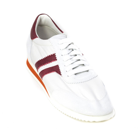 Ottavio Sneakers // White, Multicolor (Euro: 39)