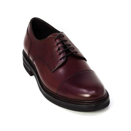 Abbas Dress Shoes // Burgundy (Euro: 39)