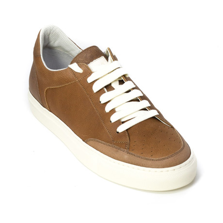 Aria Sneakers // Brown (Euro: 39)