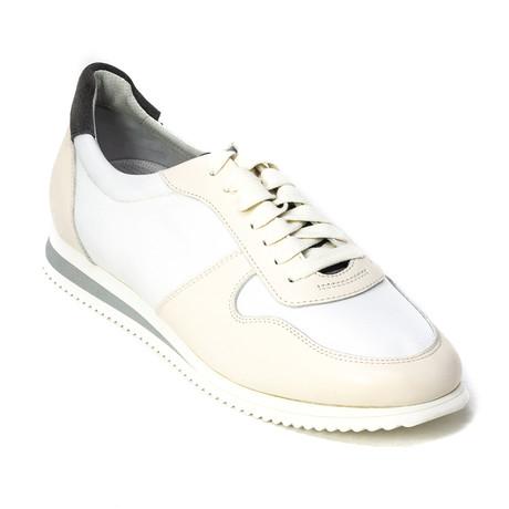 Rufino Sneakers // White (Euro: 39)