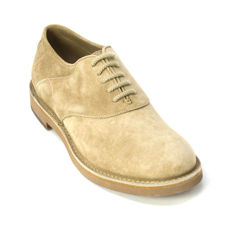 Gian Dress Shoes // Brown (Euro: 39)