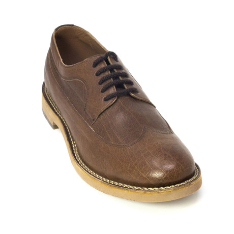 Edgardo Dress Shoes // Brown (Euro: 39)