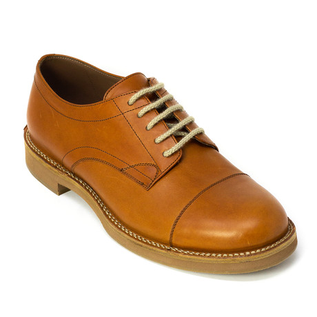 Harris Dress Shoes // Brown (Euro: 39)