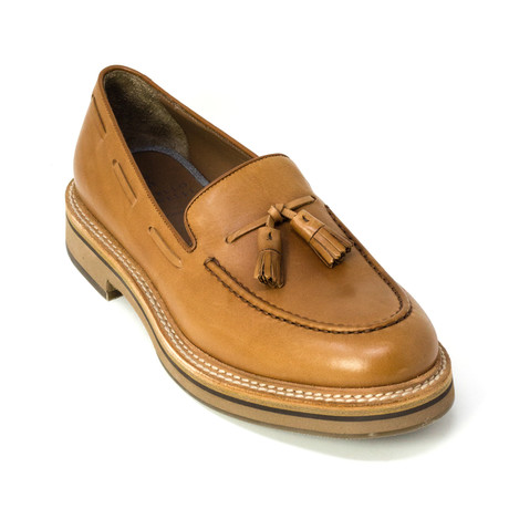 Alger Loafers // Tan (Euro: 39)