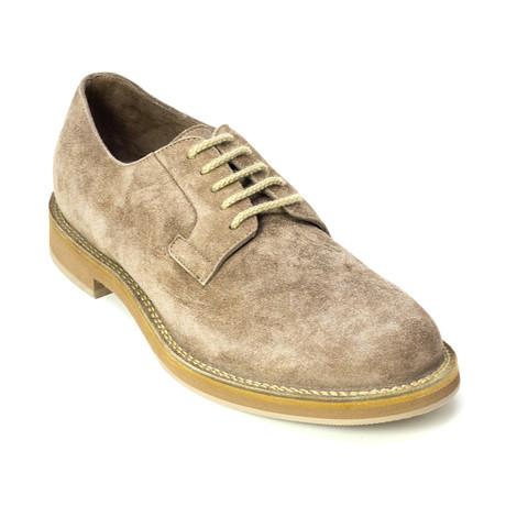 Siegfried Dress Shoes // Brown (Euro: 39)