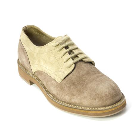 Nazrio Dress Shoes // Light Brown (Euro: 39)