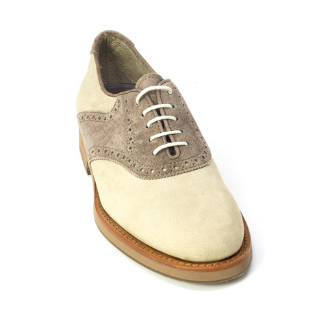 Genovese Dress Shoes // Gray (Euro: 39)