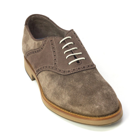 Bruno Dress Shoes // Brown (Euro: 39)