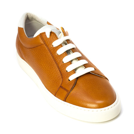 Domenico Sneakers // Brown (Euro: 39)